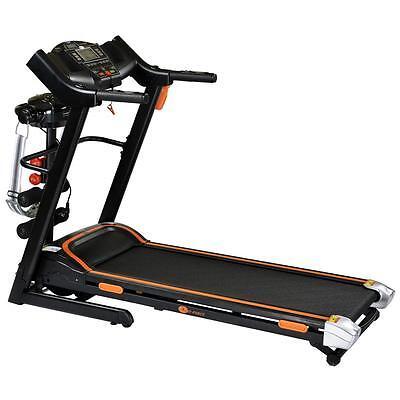 Cinta de correr plegable marca Fit-Force modelo T8001DA