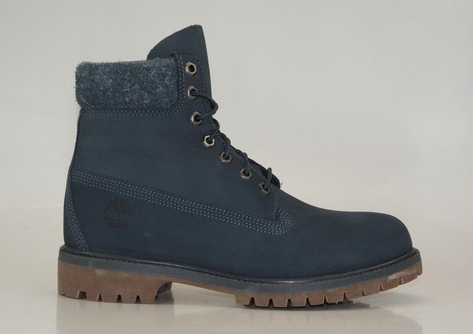 Timberland 6 Inch Premium Boots Size 45 US 11W Waterproof Lace up Boots A1UEU