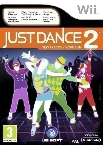 Just Dance 2 [import allemand] pour Nintendo Wii