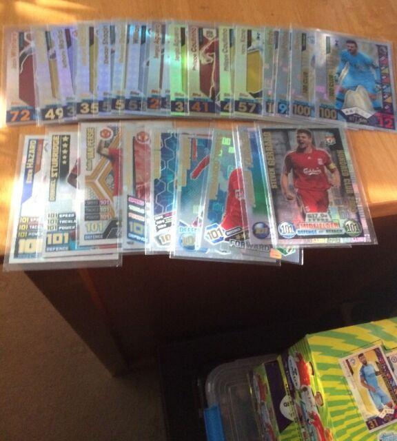 Match Attax attaque 2009//10 09//10 Steven Gerrard CENT 100 CLUB RARE