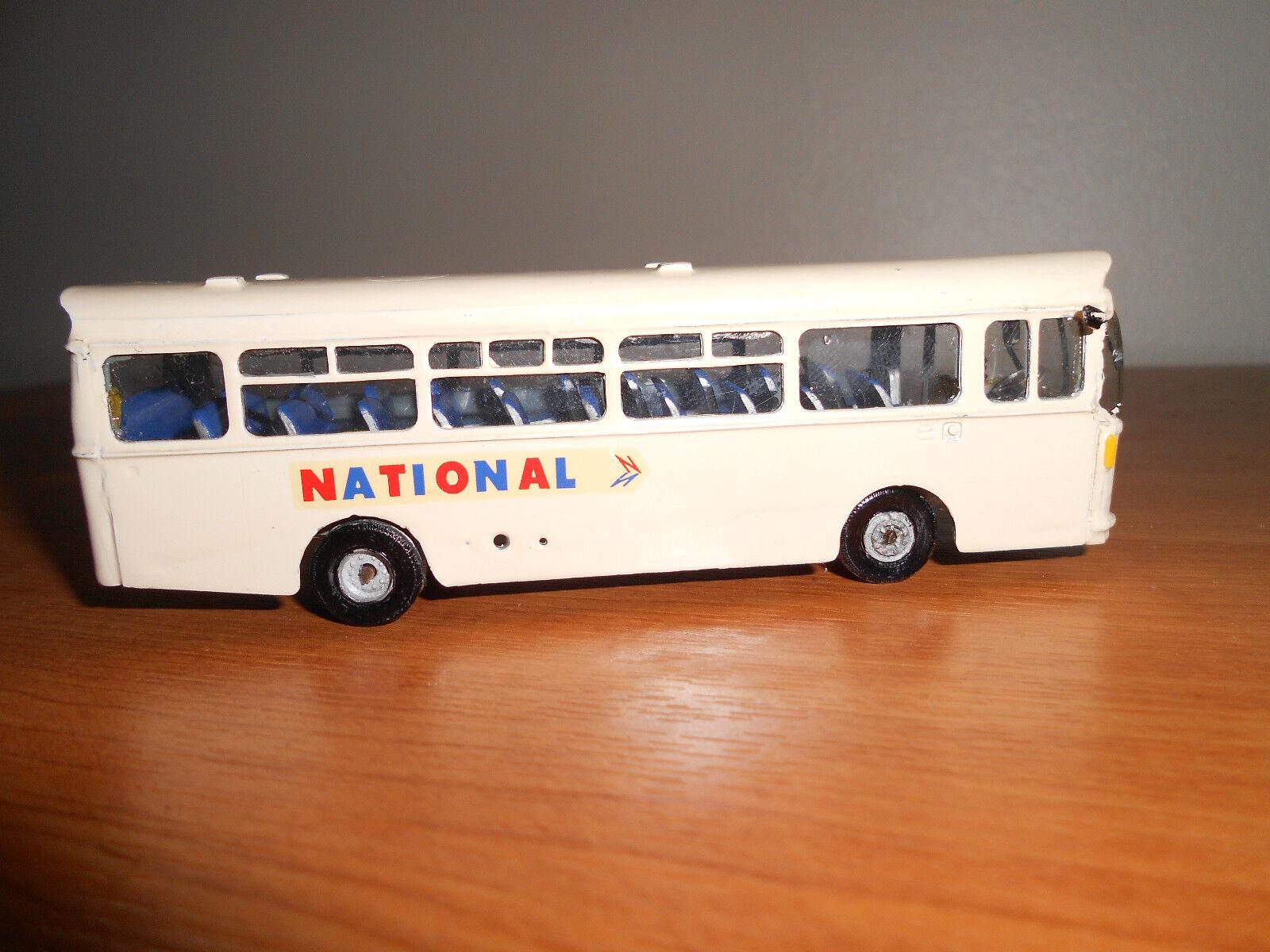 Westward Bristol LH Kit Kit Kit de bus de metal blancoo Nacional Ecw construido 07d644