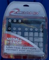 Steelseries / Ideazon Medal Of Honor: Pac. Assault Limited Edition Gaming Keyset