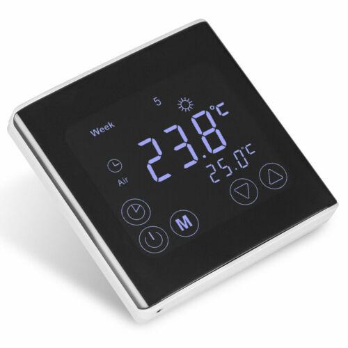 Raumthermostat Fußbodenheizung Aufputz Raumtemperaturregler Wandthermostat 230V