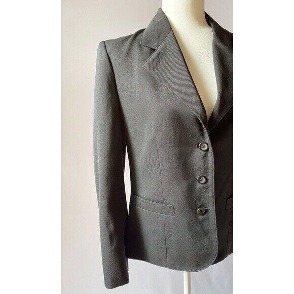 Christian Dior Black Vintage 80's Blazer - image 1
