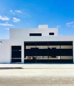 Hermosa casa nueva en Temozón Norte