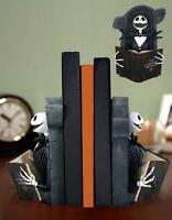 Jack Skellington Nightmare Before Christmas Tim Burton Movie Bookend 1 Pair