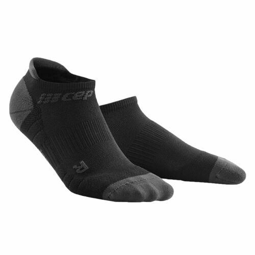 CEP no show socks 3.0 Laufsocken Kompressionsstrümpfe kurz Damen black//dark grey
