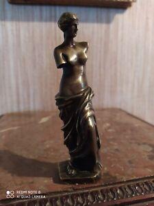 Vénus de Milo en Bronze XIXème