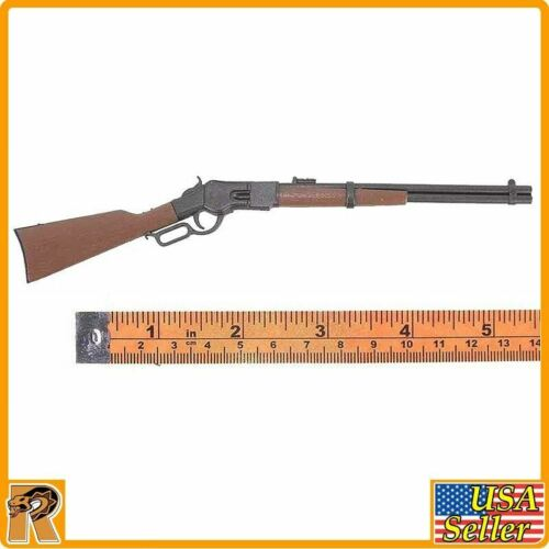 Bad Cowboy V3 Winchester Rifle Redman Action Figures 1//6 Scale