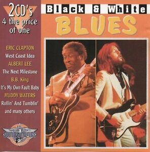 Black-amp-white-Blues-Eric-Clapton-John-Mayall-039-s-Blues-Breakers-Alber-double-CD