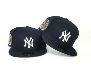 4be10d8c589 New Era MLB Navy New York Yankees 59Fifty Subway Series Grey Bottom ...