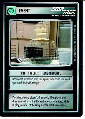 Star Trek CCG The Traveler:Trancendence Foil Tournament
