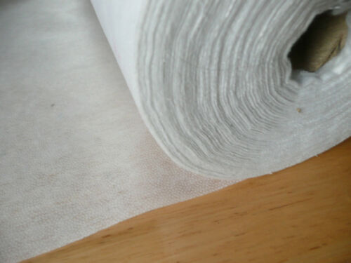 by the metre Soft Handle Medium weight fusible iron on interfacing 90cm wide