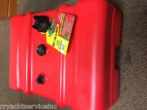Moeller Marine 630013LP 12 Gallon  Portable Fuel Tank