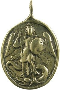 ST-MICHAEL-CROSS-OF-ST-MICHAEL-Medal-bronze-cast-from-antique-original