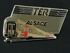 Pin-039-s-Train-Wagon-SNCF-TER-Alsace