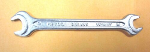 BMW  DOUBLE OPEN END WRENCH 8-10 DIN 895 HEYCO