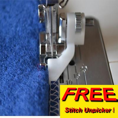 Máquina De Coser Tricot//Knitwear Accesorio Pie Free unpicker sa//29