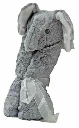 Bébé Couette Security Blanket éléphant nouveau-né infantile garçons filles Snuggle