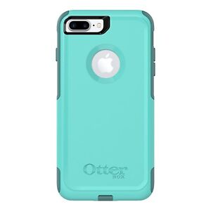 new arrivals 060ad 6a4f4 Details about OtterBox COMMUTER Case for iPhone 8 Plus & iPhone 7 Plus  (ONLY) (AQUA MINT)