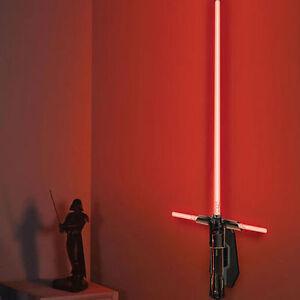 Figuras de acción de TV, cine y videojuegos DISNEY Star Wars Kylo Ren Sable de Luz Sala Luz de Noche & Sonidos-Control Remoto Figuras accion