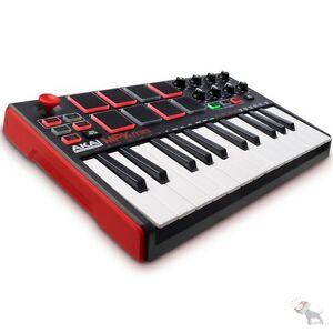 Akai-MPK-Mini-MKII-25-Key-Compact-USB-Keyboard-amp-Pad-Controller-MPC-Essentials