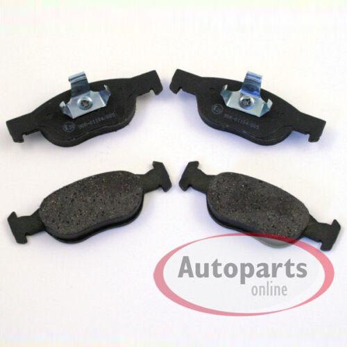 Dacia Logan II Bremsbeläge Bremsklötze Bremsen für vorne die Vorderachse
