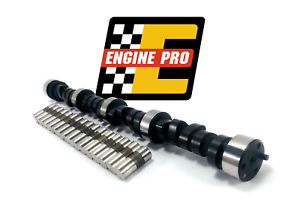 Chevy SBC 350 5.7L HP Stage 3 465//465 Lift Cam Camshaft /& Lifters Kit MC1991