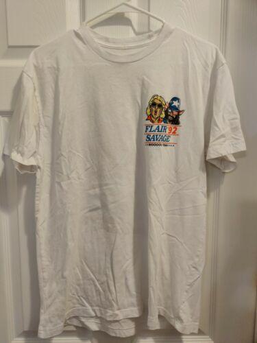 RSVLTS Ric Flair Macho Man Shirt L Euc sold out