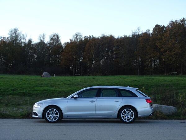 Audi A6 3,0 TDi 245 Avant quattro S-tr. - billede 1