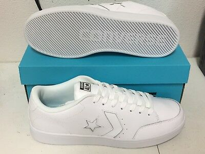 CONVERSE STAR COURT OX White Leather