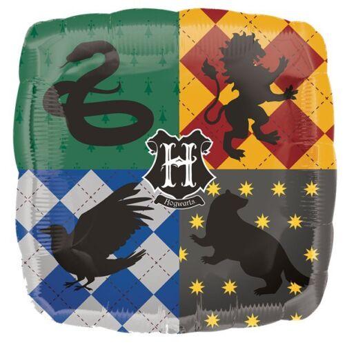 Harry Potter Howgarts Casa Eventos Decoración fiesta de cumpleaños Foil Balloons