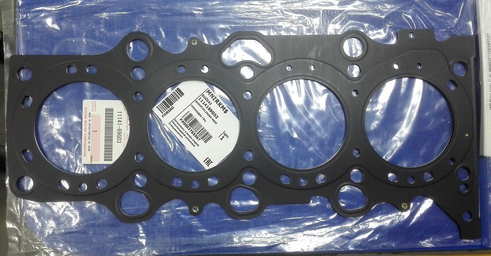 New Genuine OEM Part 11173-33G50-000 Suzuki Gasket,cyl head cover 1117333G50000