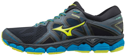 Running Mizuno Shoes Mens 2 Sky Black Wave pwAwCq8PZx