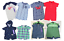 NEW-Carters-Baby-Boy-2-Piece-Short-Sleeve-Rompers-Set-Variety thumbnail 1