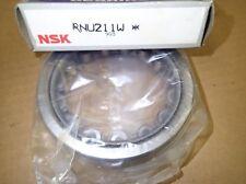 NSK NU 211 W NU211 Zylinderrollenlager Kugellager Wälzlager 55 x 100 x 21 mm NOS