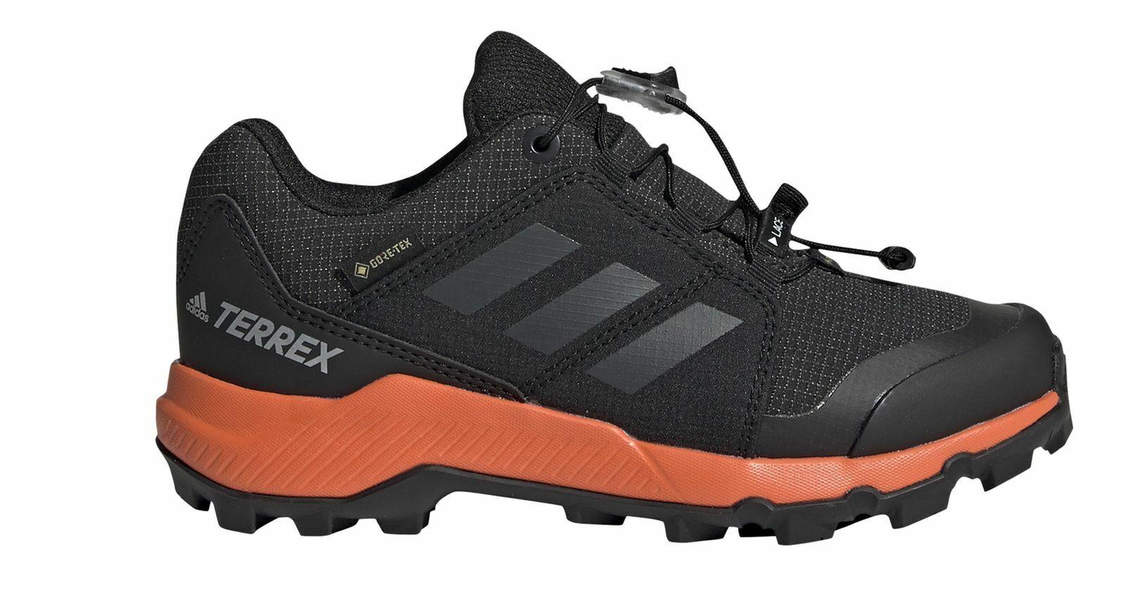 Adidas Performance Kinder Draußenchuh TERREX GTX K schwarz Orange
