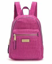 NWT Juicy Couture~ Nylon Backpack Bag~ Duchess Pink~ $198