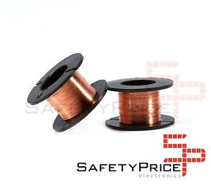 Bobina-hilo-cobre-esmaltado-0-1-mm-Soldar-reparacion-placas-carrete-SP