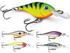 Rapala Ultra Light Shad ULS04 / 4cm 3g / VMC hooks / señuelos / COLORES!