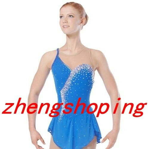 Competition Twinkle Leotard  Figure Skating Ice Skating Dress for gilrs 8802  get the latest