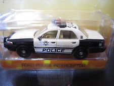 GreenLight Las Vegas Metro Police The Hangover Ford Crown Vic Hollywood 7 1:64