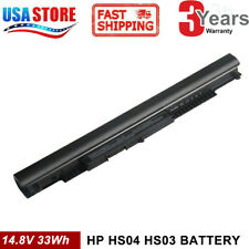 HS03 HS04 Rechargeable Battery for HP Spare 807957-001 807956-001 807612-421