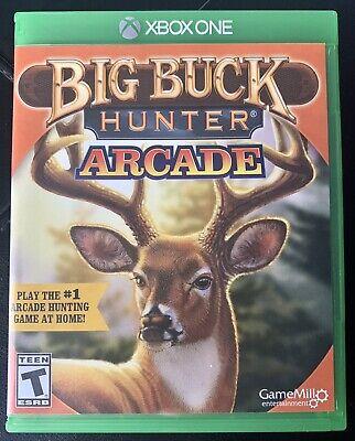 Big Buck Hunter Arcade (Xbox One) | eBay