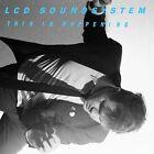 LCD Soundsystem THIS IS HAPPENING Gatefold DFA RECORDS New Sealed Vinyl 2 LP