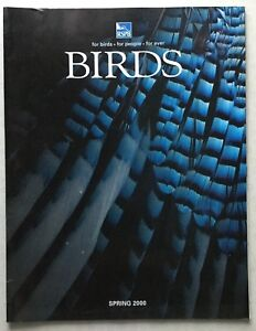 039-Birds-039-The-magazine-of-the-RSPB-Spring-2000-Vol-18-1-Very-Good-unread