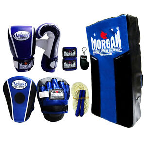 BOXING-PACK-BAG-MITTS-FOCUS-PADS-HAND-WRAP-ROPE-STRIKE-SHIELD-MMA-KICK-TRAINNING