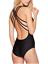 Body-Glove-Womens-Black-Smoothies-Crossroads-One-Piece-Swimsuit-Sz-M-6902 thumbnail 3