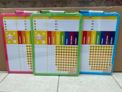 Magnet Chart Reward For Kids Whiteboard Magnetic Stickers Chores Target Magnetic