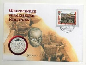 Tschad-1000-Francs-1999-Silber-PP-in-Numisbrief-Jericho